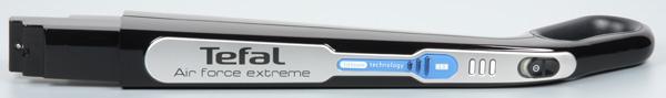 Пылесос Tefal Air Force extreme lithium, ручка