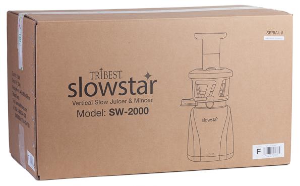 Соковыжималка Tribest Slowstar SW-2000