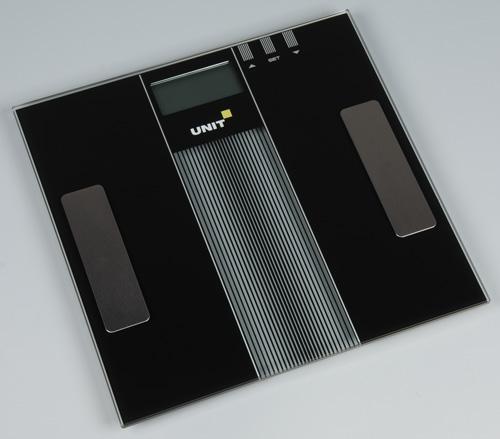 Напольные весы Unit UBS-2210. Вид сверху