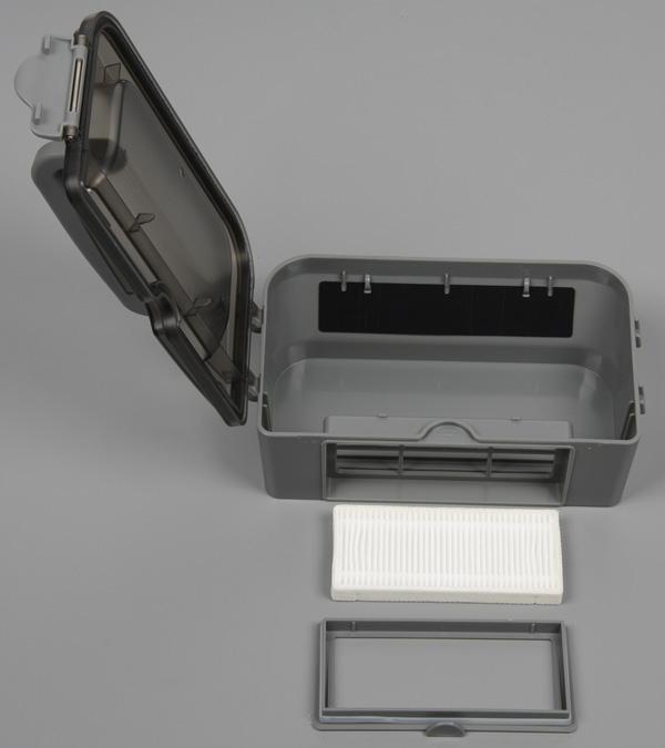 Unit UVR-8000, пылесборник