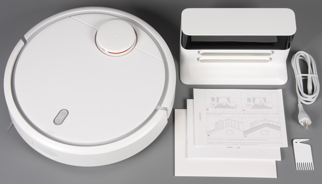 Xiaomi Mi Robot Vacuum, аксессуары