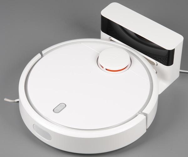 Xiaomi Mi Robot Vacuum, на базе
