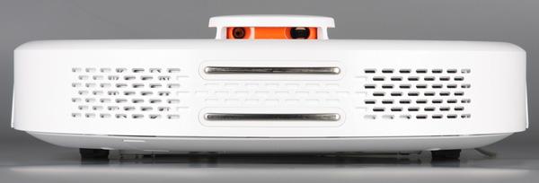 Xiaomi Mi Robot Vacuum, вид сзади