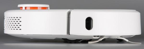 Xiaomi Mi Robot Vacuum, вид справа