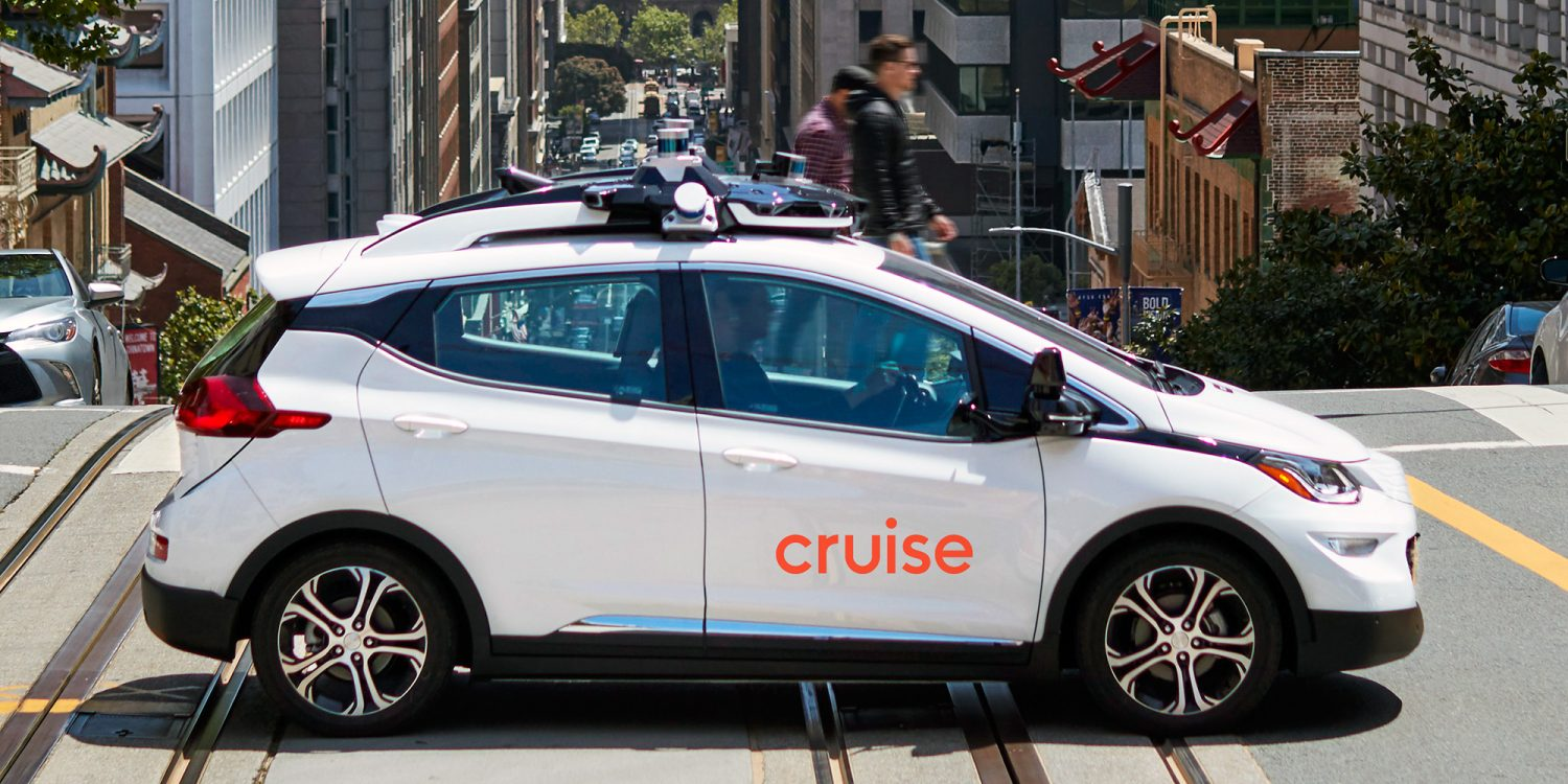 Cruise and GM team up with Microsoft to commercialize self-driving cars