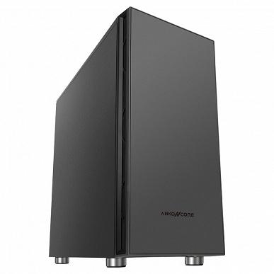 Корпус Abkoncore S500 понравится любителям тихих и скромно  оформленных компьютеров