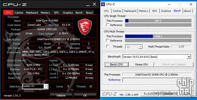 Тестирование Intel Core i5-10400 показало значительный прирост многопоточной производительности по