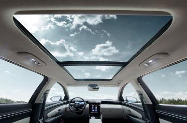 Представлен новый большой Hyundai Tucson с 200-сильным мотором и вертикальным экраном