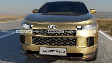Современный пикап КрАЗ-260 дешевле 1 млн рублей: появились изображения и подробности об автомобиле, который вряд ли увидит свет