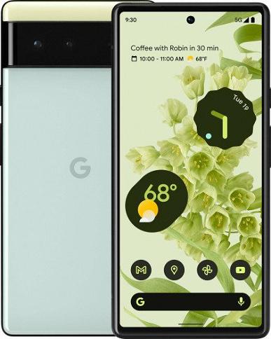 Два суперядра Cortex-X1, 5000 мАч, 50 Мп, оптический зум, IP68 и обновления до 2026 года. Представлены Google Pixel 6 и Pixel 6 Pro  первые смартфоны