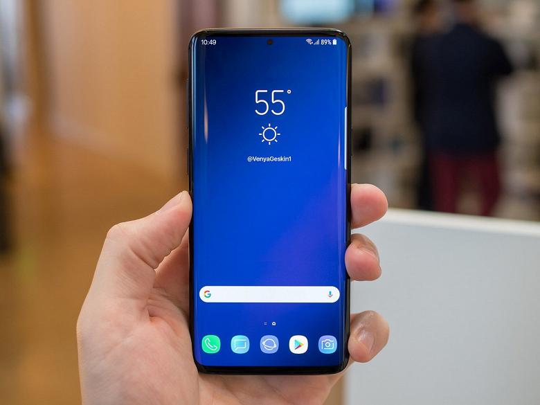 fe4da76f83 По данным, которые представила @IceUniverse, используемый в Samsung Galaxy  S10 ультразвуковой сканер отпечатков пальцев работает быстрее, чем  современные ...