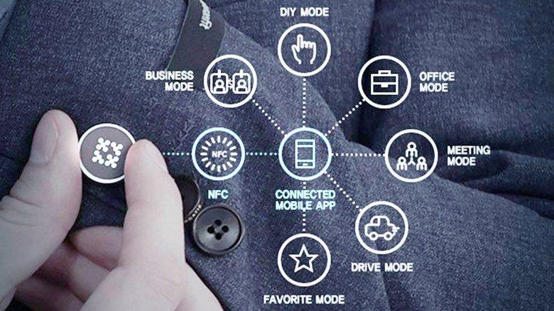 Аналитики Juniper Research считают, что умная одежда будет в ближайшие годы самым быстрорастущим сегментом носимой электроники