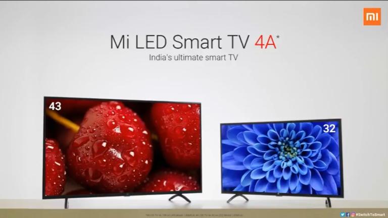 Xiaomi занимает второе место на рынке телевизоров Китая