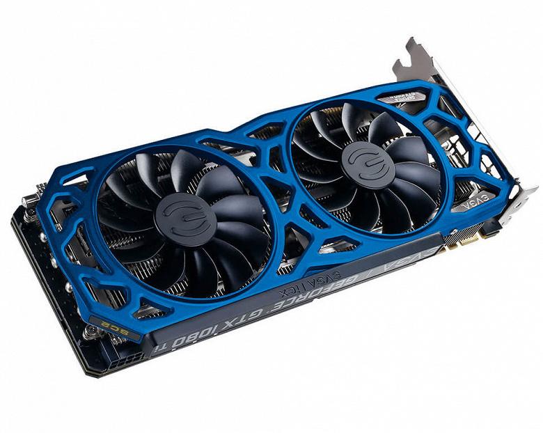 EVGA начинает продажи 3D-карт GeForce GTX 1080 Ti SC2 Elite Gaming в двух новых цветовых вариантах