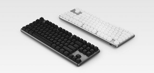 Бесшумная клавиатура Xiaomi Yuemi Mechanical Keyboard Pro Silent Edition оценена в $95