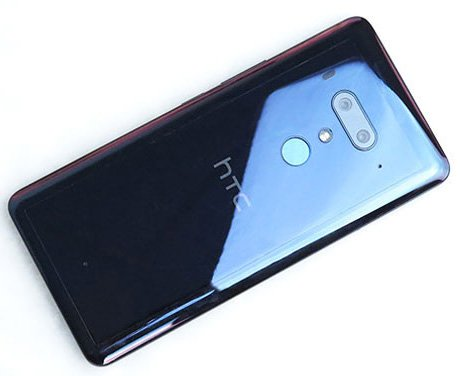 ·HTC U12+