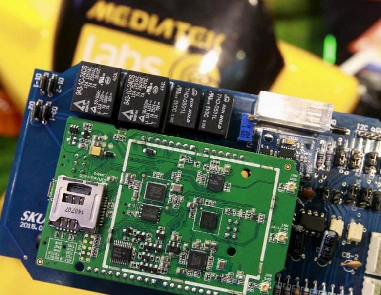 Компании Mediatek разрешили поставлять компоненты компании ZTE