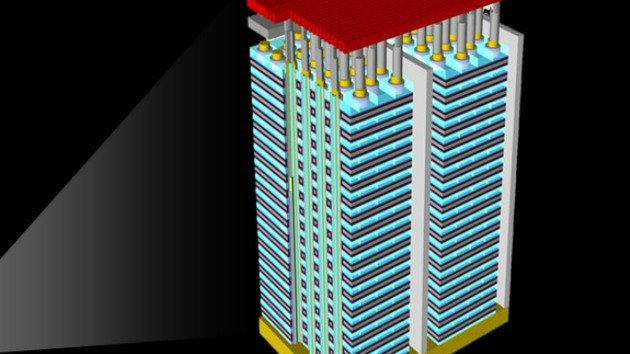Ожидается, что к 2021 году число слоев флэш-памяти 3D NAND достигнет 140