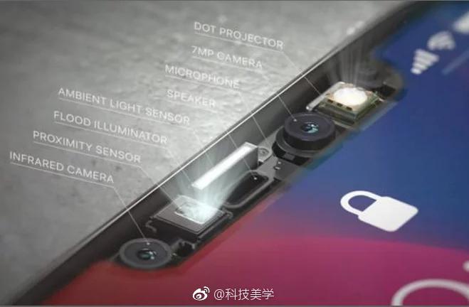 Опубликовано изображение 3D-камеры смартфона Xiaomi Mi 8