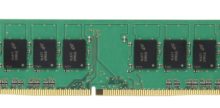 Более 95% рынка DRAM поделено между тремя компаниями