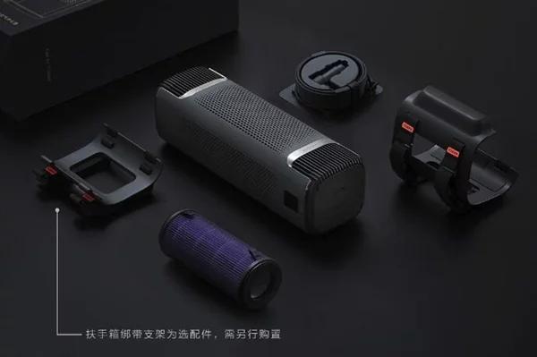 Xiaomi выпустила автомобильный очиститель воздуха с дисплеем OLED за $110