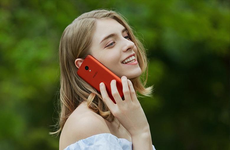 Первая презентация смартфона Meizu M8c прошла в Москве