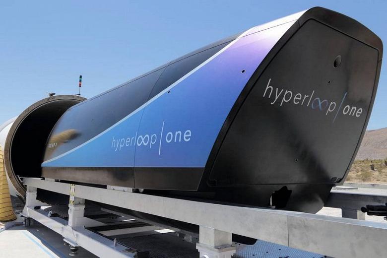 Цена билета на Hyperloop в Индии составит около 150 долларо