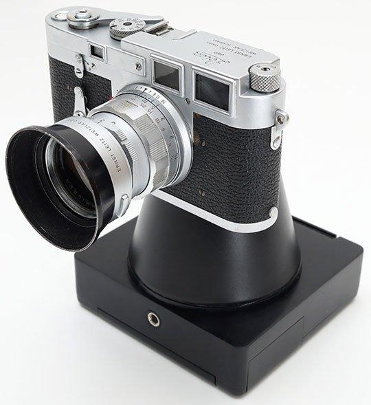 Instant Magny 35 — возможно, самое необычное приспособление для пленочных камер