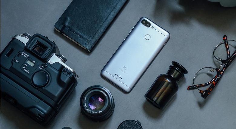 Представлены смартфоны Xiaomi Redmi 6A и Redmi 6, которые, к удивлению, весьма схожи