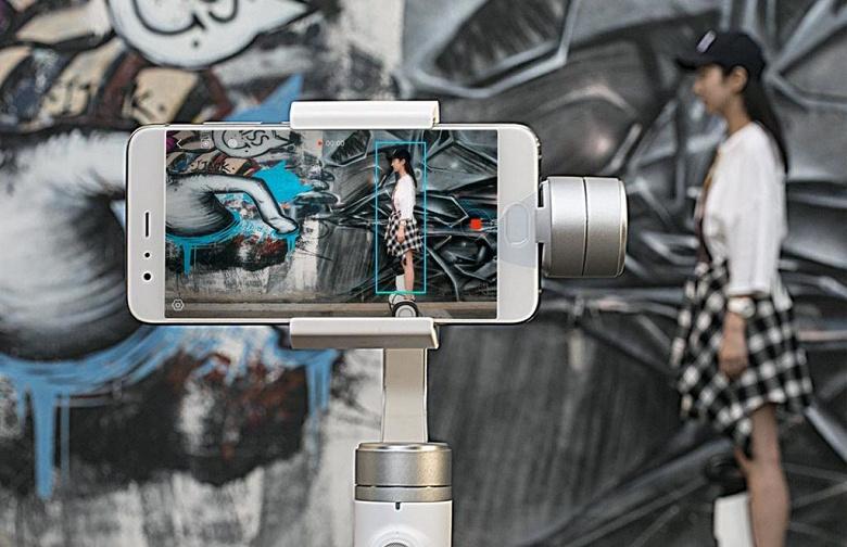 Новый карданный стабилизатор Xiaomi Mijia стоит менее 100 долларов