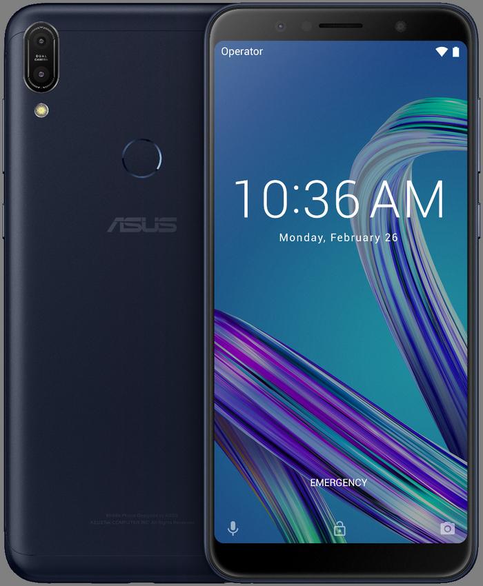 Компания Asus выпустила в России долгоиграющий смартфон ZenFone Max Pro (M1)