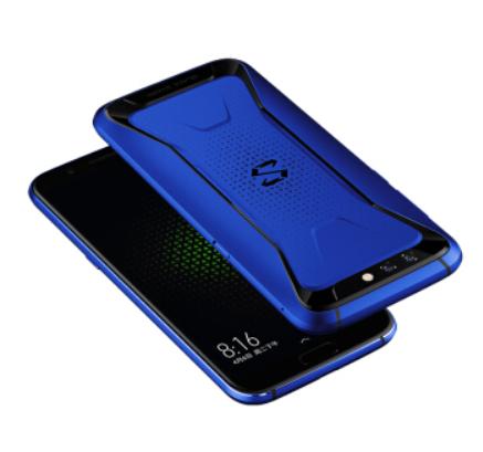 Игровой смартфон Xiaomi Black Shark теперь доступен в синем цвете