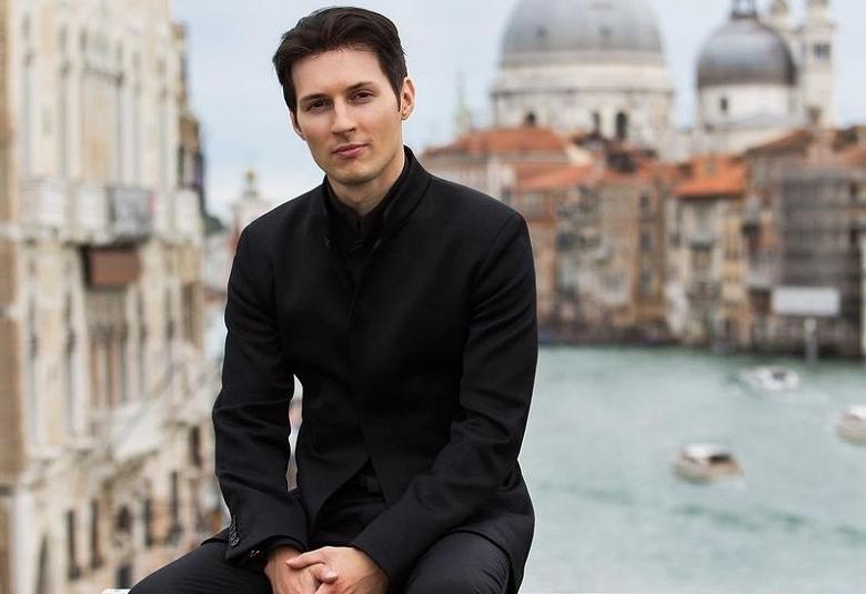Павлу Дурову вручили премию «за принципиальную позицию»