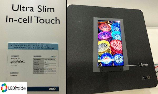 Игровые мониторы с панелями mini-LED появятся уже в начале следующего года