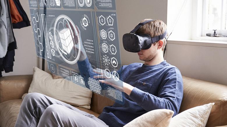 Мировые расходы на дополненную и виртуальную реальность в ближайшие годы будут расти на 71,6% в год
