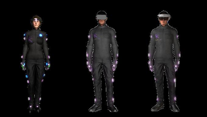 HoloSuit — реальный VR-костюм из фильма «Первому игроку приготовиться»
