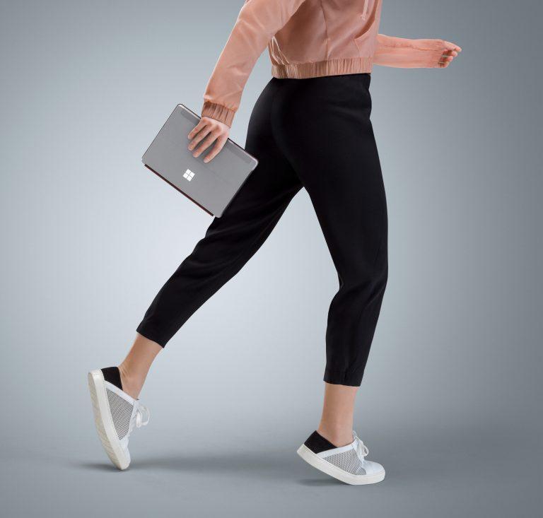 Microsoft представила дешёвый планшет Surface Go