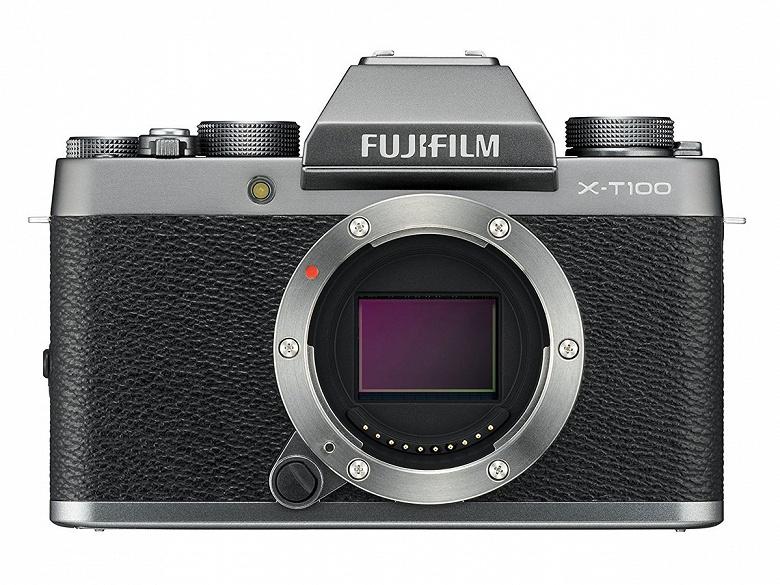 Новая прошивка добавит в камеры Fujifilm X-T100 и X-A5 формат кадра 1:1