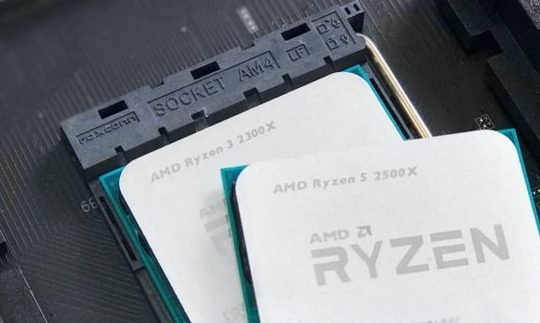 AMD-Ryzen-5-2500X-and-Ryzen-3-2300X-12nm