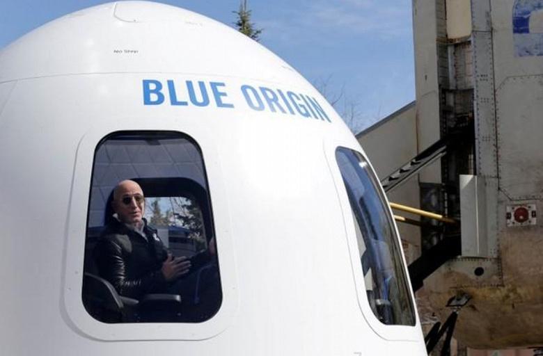 Стало известно, сколько Blue Origin планирует брать с космических туристов