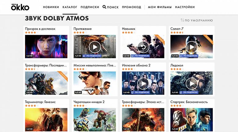 Пользователям плеера Nvidia Shield TV стали доступны фильмы с русской звуковой дорожкой Dolby Atmos