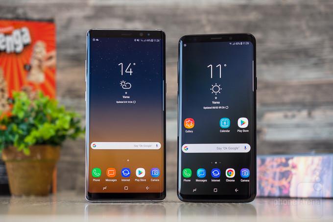 Samsung хочет объединить Galaxy S+ и Galaxy Note