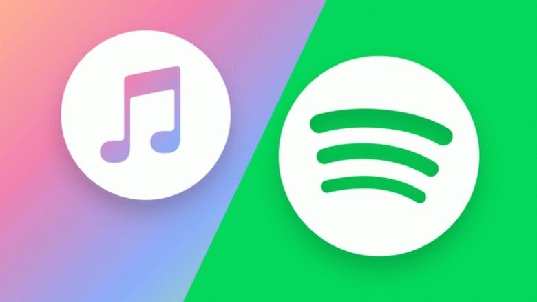 В США сервис Apple Music впервые обошёл Spotify по количеству подписчиков