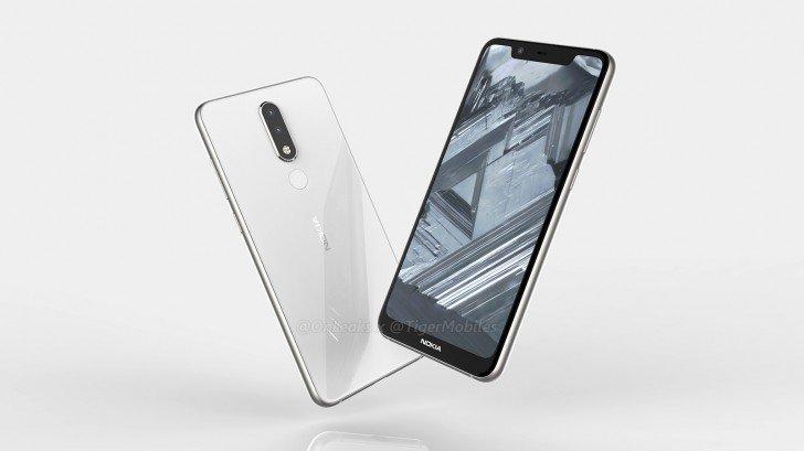 Смартфон Nokia 5.1 Plus дебютирует 11 июля