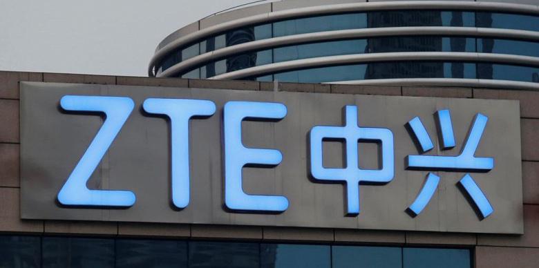 Из-за санкций США чистые потери ZTE в первом полугодии превысили 1 млрд долларов