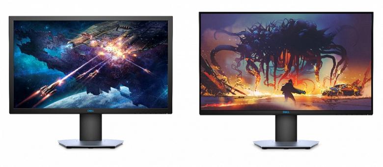 Dell представила игровые мониторы с кадровой частотой до 155 Гц