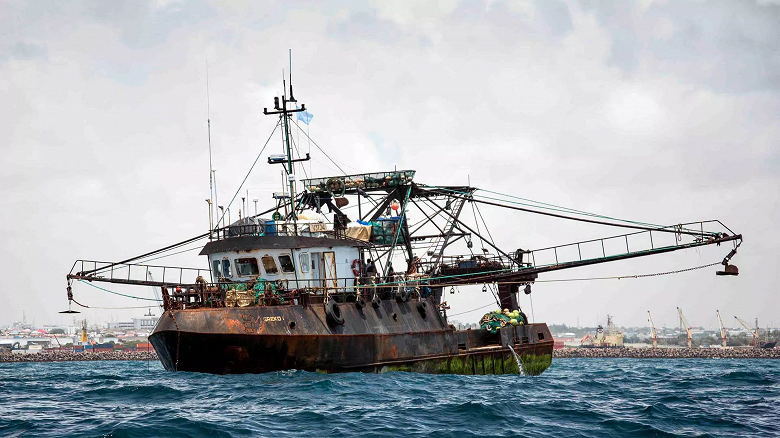 Дроны помогут бороться незаконным выловом рыбы на Сейшельских Островах