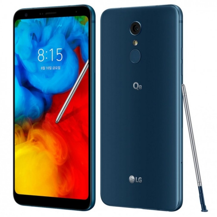 Смартфон LG Q8 (2018)