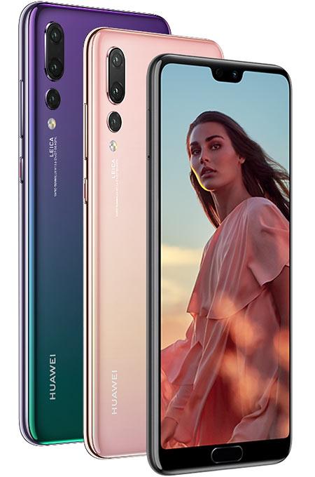 Линейка смартфонов Huawei P20 получит прошивку Android 9.0 Pie в начале сентября 2018