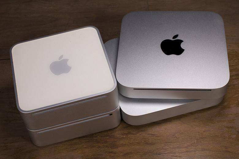 Apple выпустит новую модель ПК Mac Mini спустя четыре года после последнего обновления